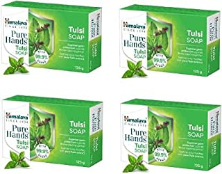 Himalaya Pure Hands Tulsi Soap (Pack Of 4)