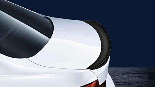 BMW Original Heckspoiler Performance schwarz matt für 3er F30 / F30 LCI - mit Kleber