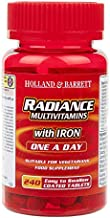 Holland Barrett Radiance Multi Vitamins Iron One a Day – 240 Tablets Estimated Price : £ 22,95
