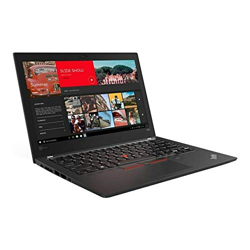 Lenovo Thinkpad A285 12.5' Full HD IPS Laptop AMD Ryzen 5 Pro 2500U 16GB RAM 256GB SSD Backlit Keyboard FP Windows 10 Pro - 20MXS0RJ00