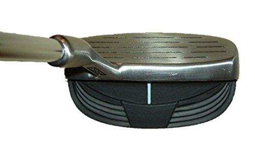 Longridge Wedge de golf / Chipper à semelle large pour droitier