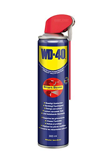 WD-40 Multifunktionsprodukt Smart Straw Slim 300Ml