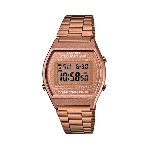 Casio Collection UnisexRetro Armbanduhr B640WC-5AEF