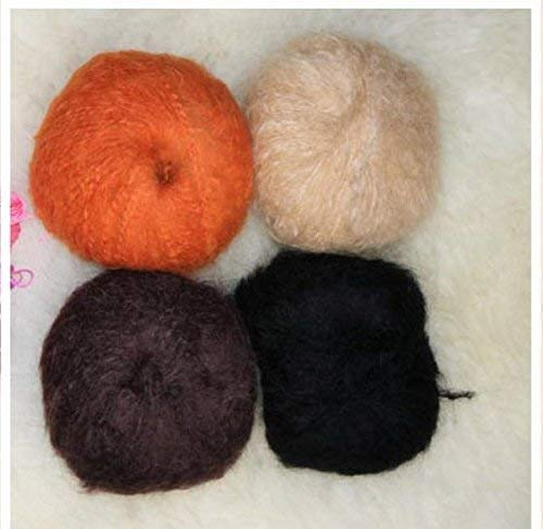 Puppenhaare Mohair Wolle