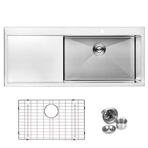 48 Inch Stainless Steel Kitchen Sink