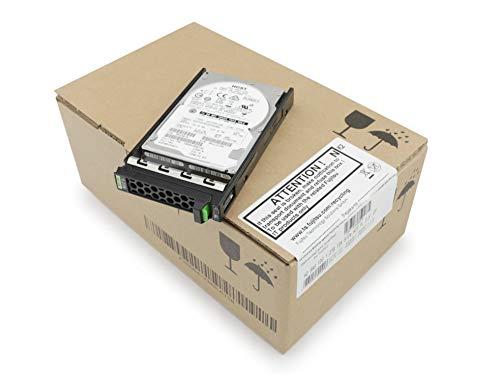 Fujitsu Primergy TX2560 M2 Original Server Festplatte HDD 1200GB (2,5 Zoll / 6,4 cm) SAS III (12 Gb/s) EP 10K inkl. Hot-Plug