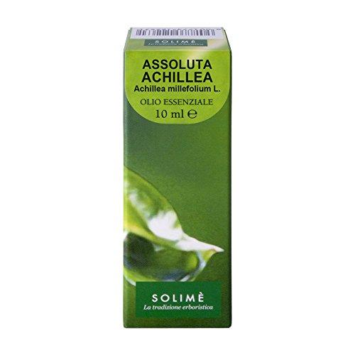 Olio essenziale Achillea Millefoglie puro al 100% 10 ml - Prodotto erboristico made in Italy
