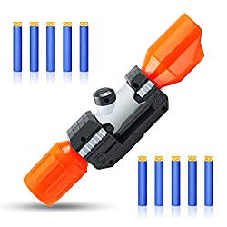 which is the best nerf rival scope in the world