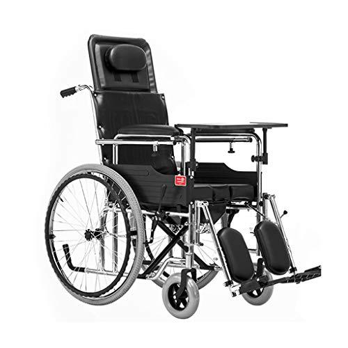 Fauteuils avec levage assisté Fauteuil de voyage pliant scooter fauteuil pliant multifonctionnel...