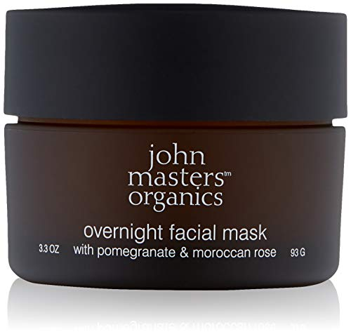 Overnight Facial Mask with Pomegran…