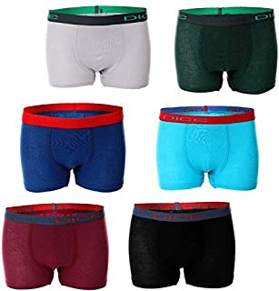 Dice Boxer For Boys - Set of 6 Pcs boxers