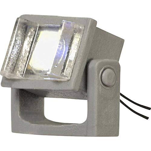 Viessmann 6338 - H0 Deckenstrahler, LED, weiß