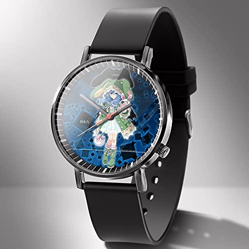 Kssmice Anime Montres, Impression 3D Date A Live: Himekawa Yoshino Modèles, montres de sport décontractés, horloges de mode conçues de manière exquise, adaptée aux enfants et aux adolescentes, les mei