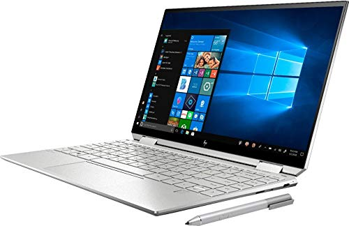 Product Image 2: HP Spectre x360-13.3″ FHD Touch – 10gen i7-1065G7-8GB – 512GB SSD 32GB Optane – Silver
