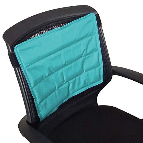 HPXfresh Kühlkissen XL | Kühlmatte | Kältekissen | Sitzkühler | natürlicher Kühleffekt | reaktivierbar (IceBlue)
