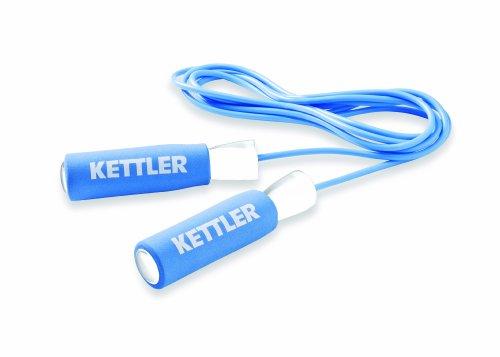 Kettler Jump Rope, Taubenblau/Perlmutt Weiß, 07361-520
