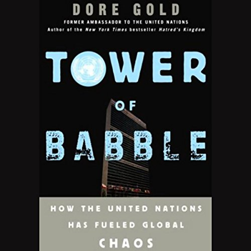 Tower of Babble audiobook cover art