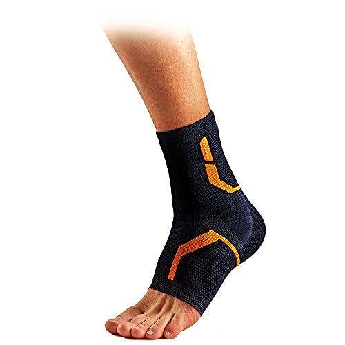 Voltactive Tobillera Izquierda con Tecnología 3D, Ayuda en la Movilidad de la Articulación, Sin Medicamentos, Talla M, 1 Unidad