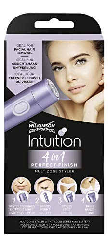 Wilkinson Sword Intuition Perfect Finish - Afeitadora Eléct