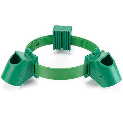 60 Second Assembly Reusable And Heavy Duty Support For Young Trees Include Tree Tie And Goblet For Tree Support Plastic Tree Stakes Kit