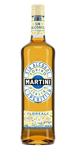 Martini Martini Vermouth Floreale Sin Alcohol - 750 ml