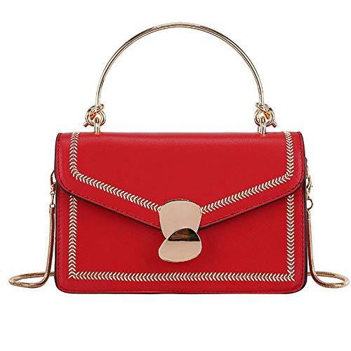 Sommer Frauen Tasche Frauen Umhängetasche Fashion Simple Messenger Small Square Bag