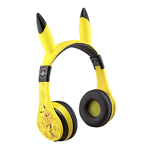 Pikachu Bluetooth Headphones