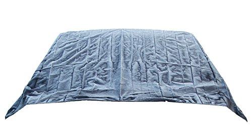 Auto Companion - Telo di copertura per parabrezza, magnetico, antigelo e anti-neve, ideale per tutte le stagioni, con custodia protettiva antipolvere