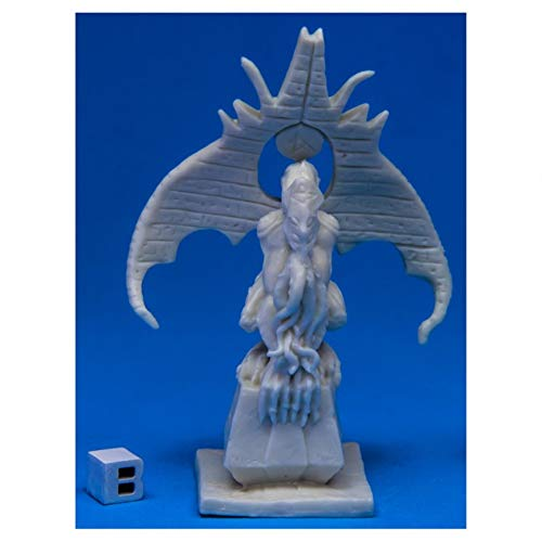 Reaper Miniatures C'thulhu Shrine 77523 Bones Unpainted RPG D&D Figure
