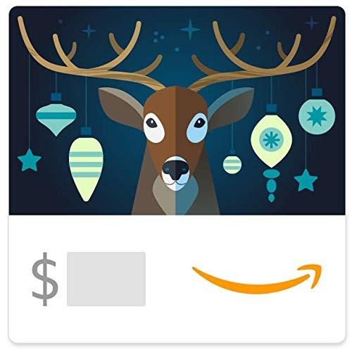 Amazon eGift Card - Decorated Reindeer