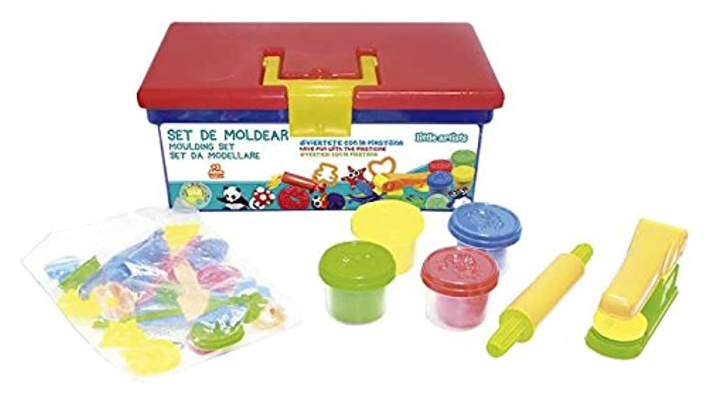 Tachan?–?Clay, Tool Box Little Artists (CPA Toy 11806)
