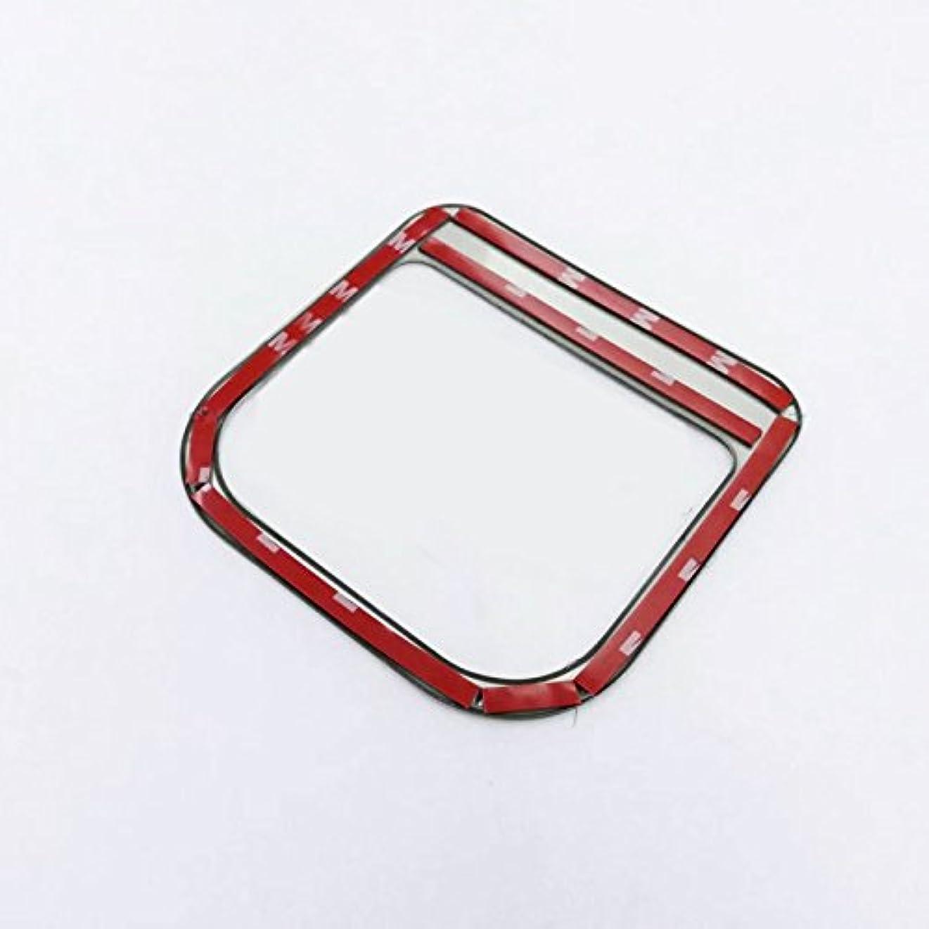 インストラクタークリームラウンジJicorzo - 1pc Car Interior Storage Box handle Cover Trim Sticker Blue For Chevrolet Equinox 2018 Car Interior Accessories Styling
