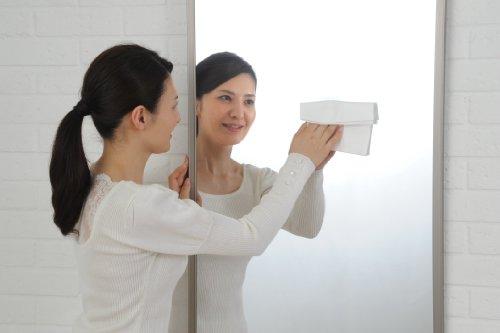 リフェクス割れない軽量な鏡40×150cmシルバーNRM-4/S【日本製】