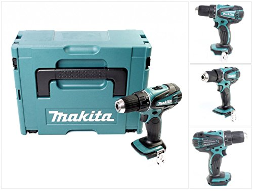 Makita DDF 446 ZJ 14,4 V Li-Ion accu-boormachine in Makpac-koffer, met inleg