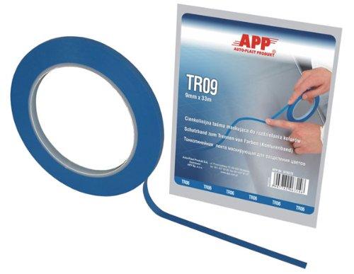 APP Schutzband zum Trennen von Farben Breite 3mm 1012