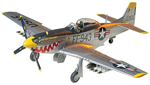w/tracking number by JP post Tamiya 1/48 masterpiece machine No.44 1/48 North American F-51D Mustang (Korean War specification) 61044