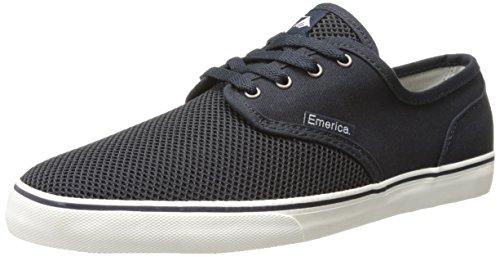 Emerica Mens Footwear Emerica Herren Wino Cruiser Skateboardschuhe, blau/weiß, 38.5 EU