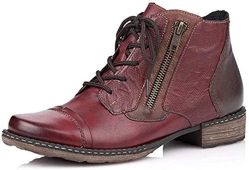 Remonte D4378, Tissu Oxford Femme, Rouge 35, 38 EU