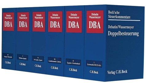 Doppelbesteuerung: Loseblatt-Kommentar zu allen deutschen Doppelbesteuerungsabkommen - Grundwerk zur Fortsetzung (min. 3 Ergänzungslieferungen) - Rechtsstand: Januar 2020