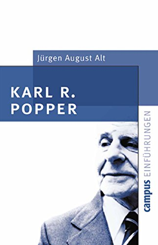 Karl R. Popper (Campus Einführungen)