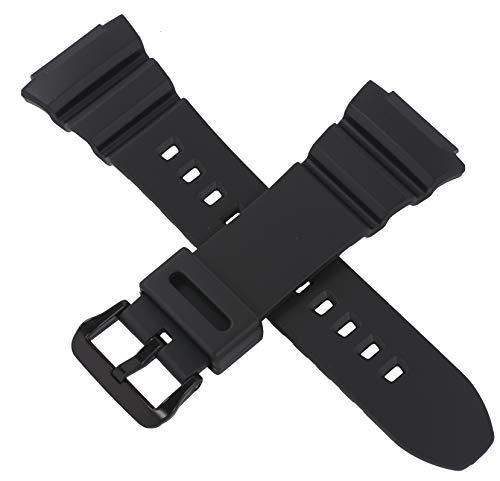 Cinturino originale Casio per orologio AE-3000W CPA-100 AE 3000W CPA 100 Nero