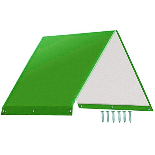Ablita Waterproof Shade Canopies Cover Replacement Tarp Roof Kids Playground UV Protector Replacement Tarp Slide Playhouse Cover