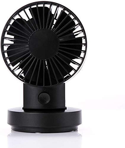 PLEASUR USB 5 inch zwart mini mute student slaapkamer kantoor desktop fan