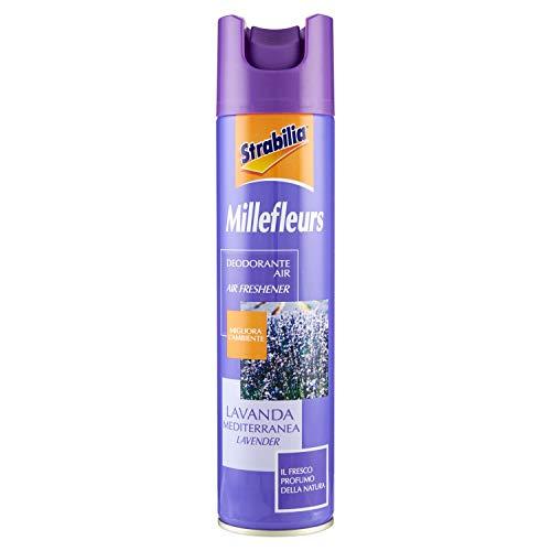Strabilia Deodorante per Ambiente Lavanda, 300ml