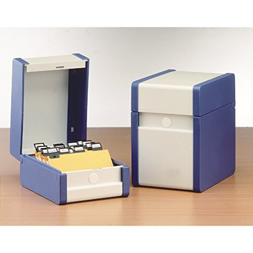 Valrex 9126547 Vaschetta Portadocumenti 1265 Blu Cobalto