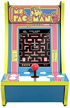 Arcade1Up MS Pac Man Counter Cade 4 Games in 1 product image