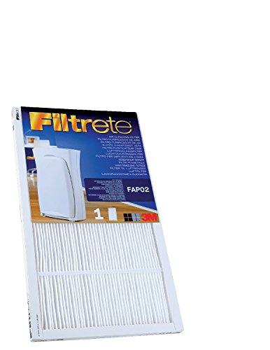 3M Filtrete FAPF01/02 Filtro di ricambio per purificatori d'aria Ultra Clean Small, modelli Filtrete FAP01 e FAP02, 1 filtro