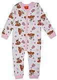 Nickelodeon Pijama de manga larga para niño 99% algodón con personajes de la Patrulla Canina para dormir de 3 a 8 años