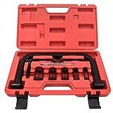 HFS(R AUTO Solid Valve Spring Compressor Automotive Tool Set Repair Tool Kit