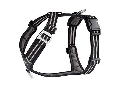 DOG Copenhagen Comfort Walk Air Harness Black WH-BL Taille XS